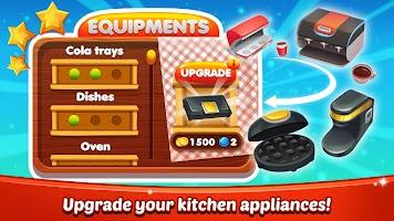 Cooking Food Chef & Restaurant Games Craze