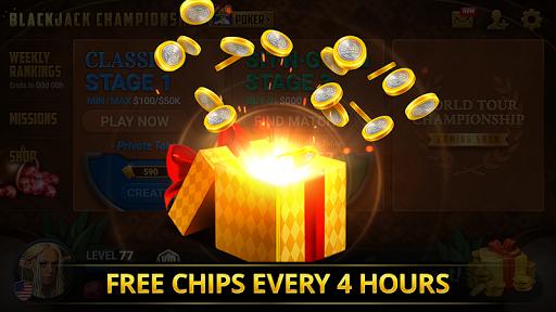 Blackjack Championship screenshots 22