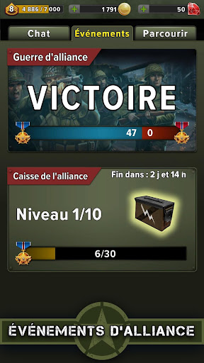 Code Triche SIEGE: World War II apk mod screenshots 5