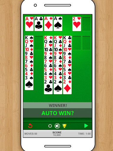 SOLITAIRE CLASSIC CARD GAME 1.5.15 screenshots 7