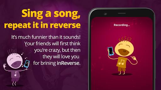 inReverse Party Game - Backwards Karaoke 1.1 screenshots 7