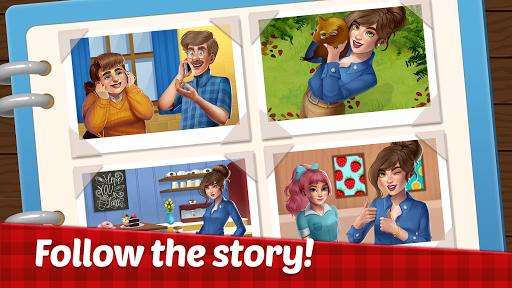 Fancy Cafe Mansion - Restaurant renovation games  screenshots 5