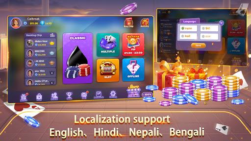 Call Break Online: Play Multiplayer Card Game 1.0.6 screenshots 1