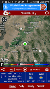 KPVI Storm Tracker Weather For Pc – Free Download In 2020 – Windows And Mac 1