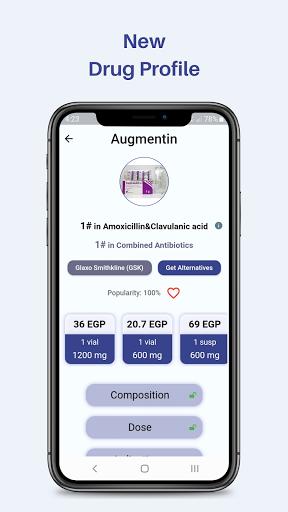 Medinfo: Medical information for doctors only  Screenshots 2
