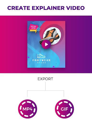 Video Flyers - Flyer Maker, Make Poster, Video Ads 21.0 Screenshots 13