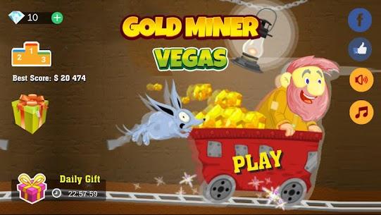 Gold Miner Vegas MOD Apk 1.4.9 (Unlocked) 1