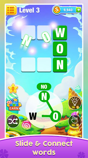 Word Cute - Free Word Puzzle Games 1.6.3 screenshots 1