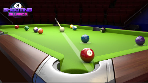 Shooting Billiards 1.0.9 screenshots 1