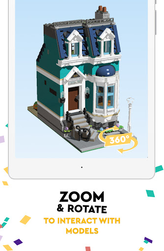 LEGOu00ae Building Instructions - Construction sets android2mod screenshots 10