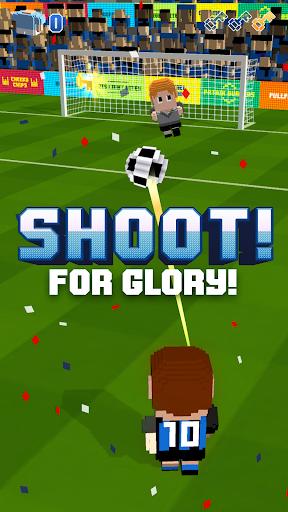 Blocky Soccer screenshots 9