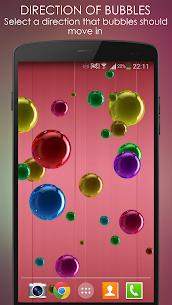 Bubble Live Wallpaper 4