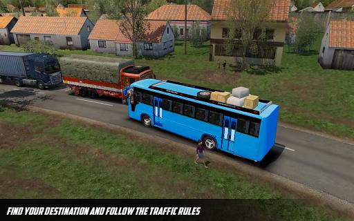 Bus Simulator: Hill Coach Driving Bus Sim 1.0 screenshots 6