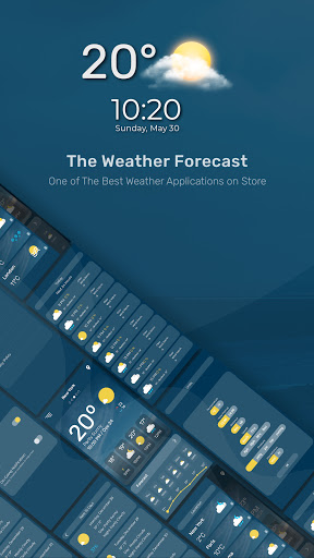 Weather Forecast - Accurate and Radar Maps  Screenshots 1