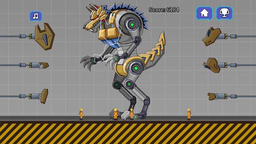 Robot Werewolf Toy Robot War 2.5 screenshots 1