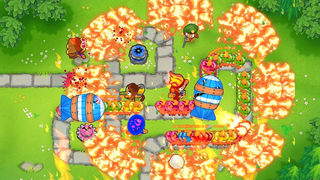 Bloons TD 6  poster 1