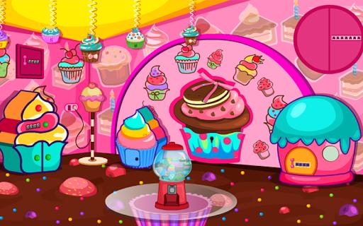 Escape Games-Cupcake Rooms  screenshots 8