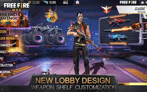 Garena Free Fire MAX  screenshots 10