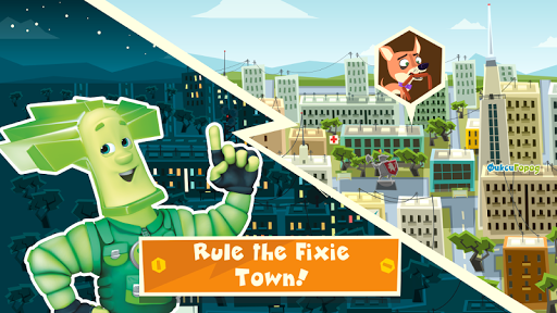 The Fixies Town Games for Kids! Girl and Boy Games  screenshots 3