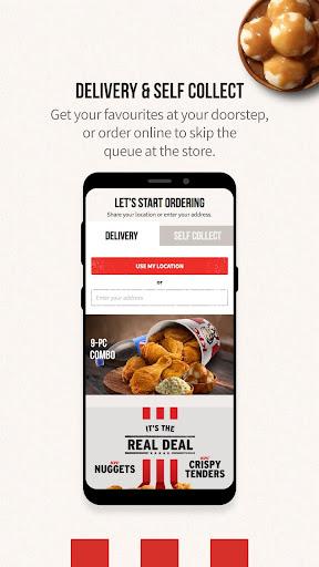 KFC Malaysia 1.7.6 Screenshots 1
