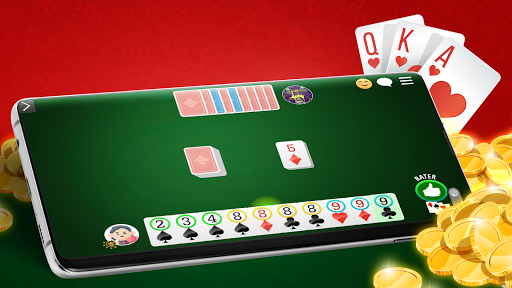 Straight Gin Rummy - Online and Free screenshots 1
