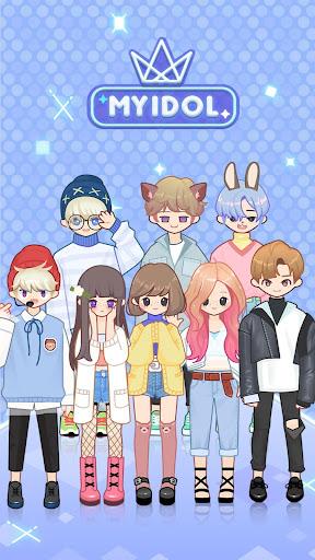 MYIDOL (#Dress up #BoyGroup #k-star #k-pop) 2.0.58 screenshots 2