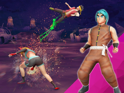 Anime Fighters Final X Battle: Epic Fighting Games 1.0.4 screenshots 10