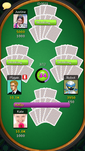 Chinese Poker (Pusoy) Online screenshots 2