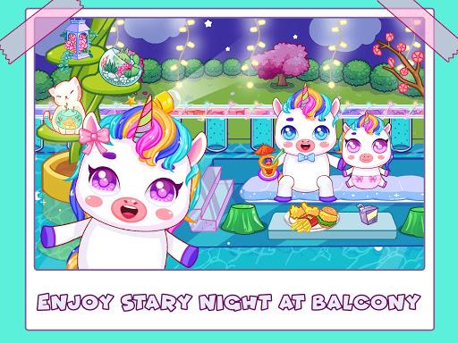 Mini Town: Unicorn Home 1.5 screenshots 15