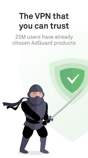 Download APK: AdGuard VPN — Fast & secure v1.2.34 build 47102 [Premium] [Mod]