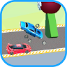 Car Survival Racing- Obstacle Challenge Game game apk icon