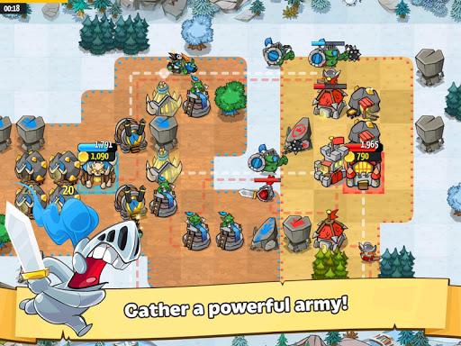 Like a King RTS: 1v1 Strategy screenshots 19