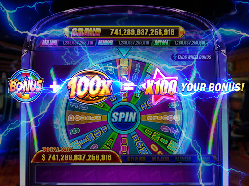 Classic Slots-Free Casino Games & Slot Machines 1.0.473 screenshots 21