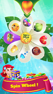 Bubble Shooter MOD APK- Flower Games (Unlimited Lives) Download 5