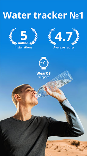 Water Tracker & Drink Reminder 10.5.1 Screenshots 1