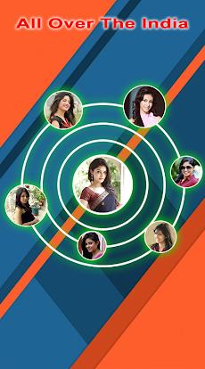 Indian Girl Live Video Chat - Random Video Chatのおすすめ画像3