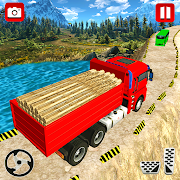USA Cargo driving school truck Modern games 2020