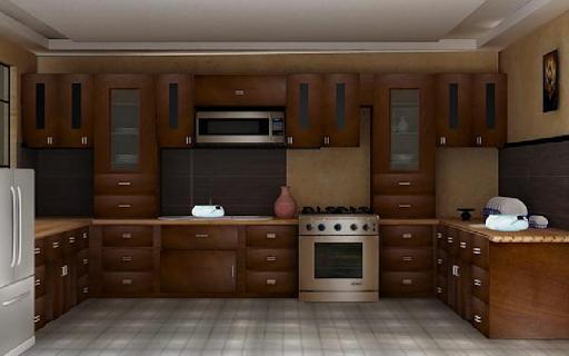 3D Escape Games-Puzzle Kitchen  screenshots 12