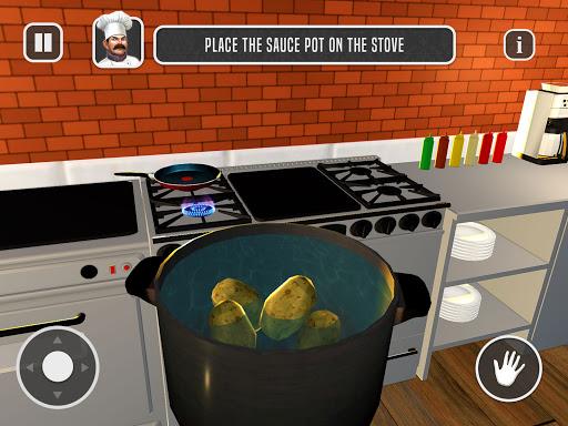 Cooking Spies Food Simulator Game 7 screenshots 10