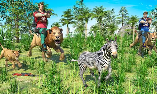 Lost Island Jungle Adventure Hunting Game 6