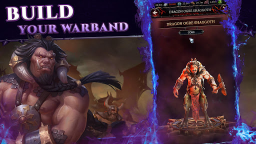 Warhammer: Chaos & Conquest - Real Time Strategy 1.20.90 screenshots 6