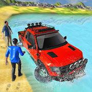Offroad Beach Car Driving