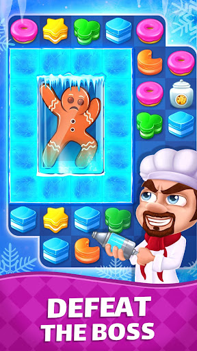 Cake Blast ud83cudf82 - Match 3 Puzzle Game ud83cudf70 1.0.6 screenshots 3