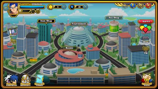Crystalverse - Anime Fighting Online  screenshots 9