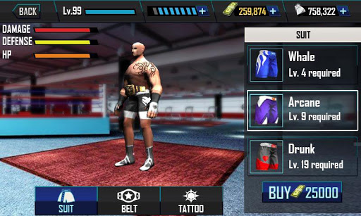 Real Wrestling 3D 1.10 screenshots 15
