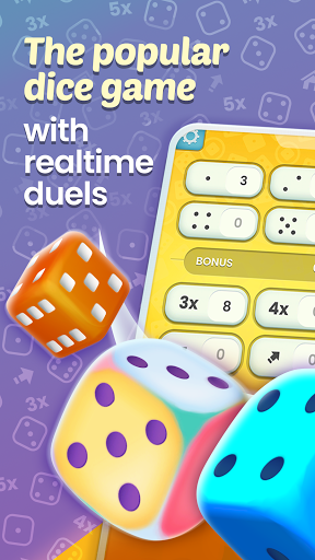 Golden Roll: The Yatzy Dice Game  screenshots 1