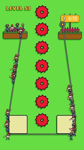 Rope Rescue! - Unique Puzzle android2mod screenshots 3