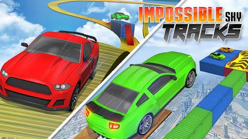 Crazy Car Driving Simulator: Impossible Sky Tracks 2.0 Screenshots 8
