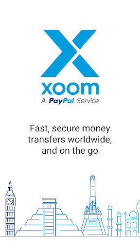Xoom Money Transfer screenshots 1