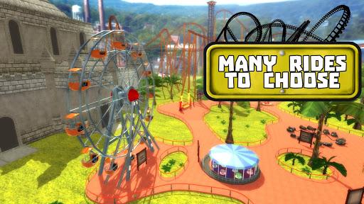 VR Roller Coaster 360  screenshots 1